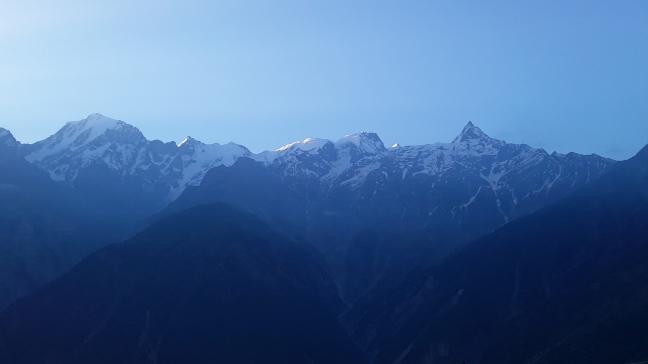 Kinnaur Kailash Range