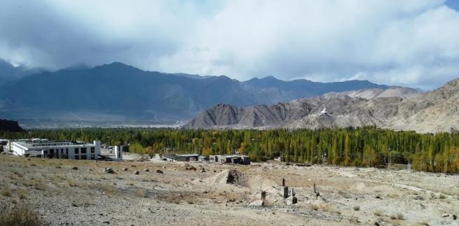 Leh Khardungla Road